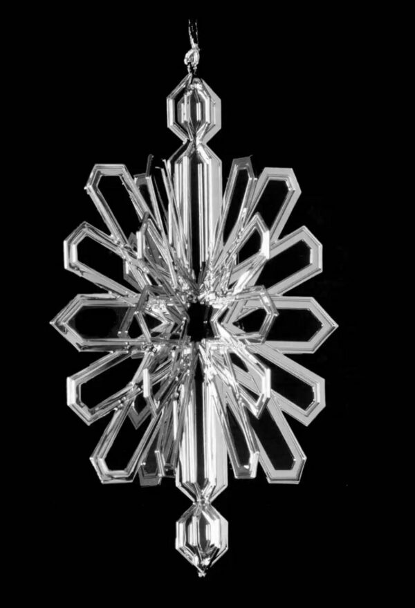 Frank Lloyd Wright Rookery 3D Ornament