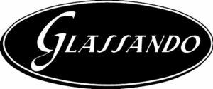 logo for Glassando, Shop Iowa