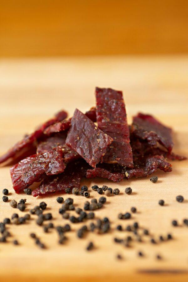 Cracked Pepper Beef Jerky