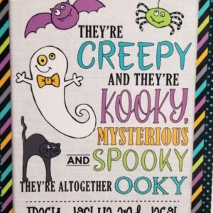 Halloween Personalized Sign