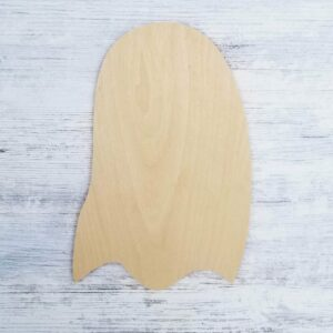 Blank Ghost 1
