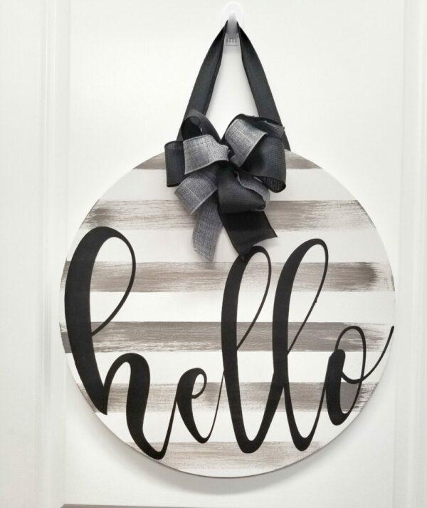 Hello Doorhanger