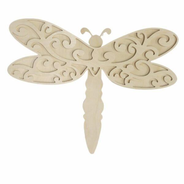 Blank Dragonfly