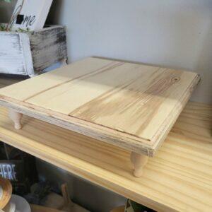 Blank Table Top Riser