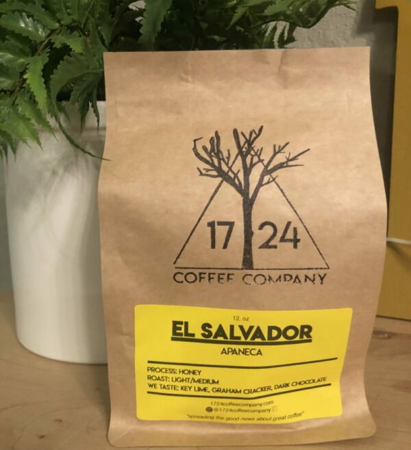 EL SALVADOR – Apenace