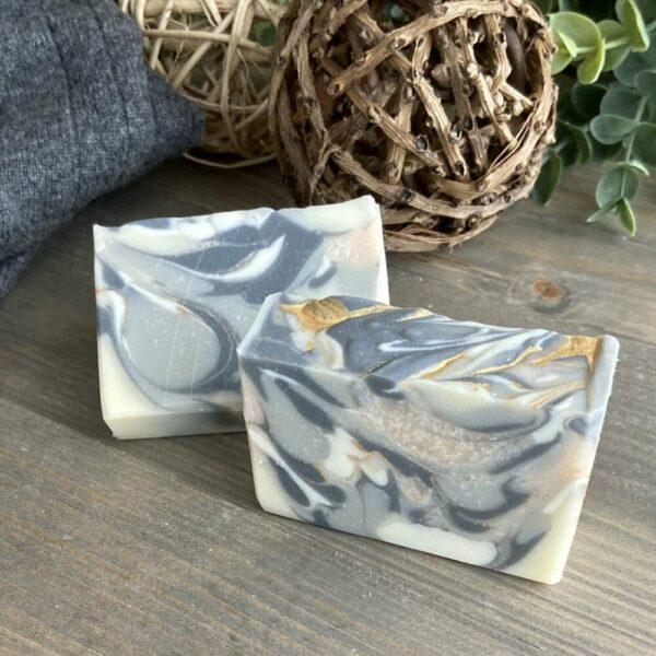 Cashmere Silk Artisan Soap
