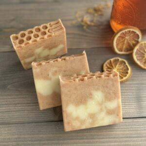 Honey Lemon Artisan Soap