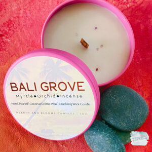 Bali Grove Candle 5 oz. Tin