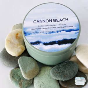 Cannon Beach Candle 5 oz. Tin