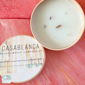 Casablanca Candle 5 oz. Tin