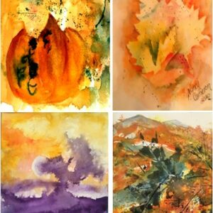 Fall Collection 2 Note Cards