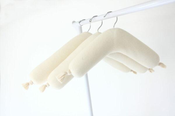 Padded Hangers (wood)