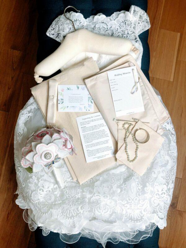 Wedding Dress Preservation Kit