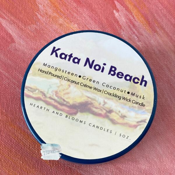 Kata Noi Beach Candle 5 oz. Tin