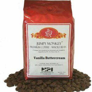 Vanilla Buttercream Coffee