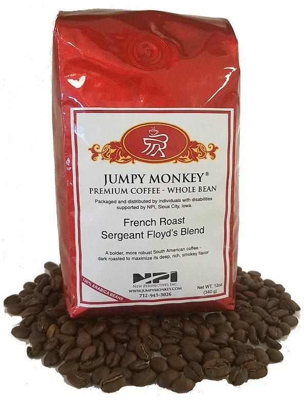 Sergeant Floyd Coffee – French Roast