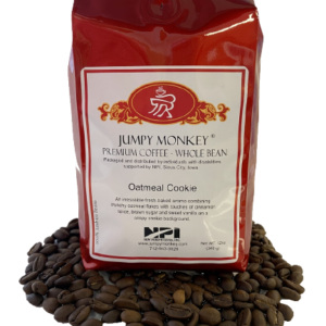 Oatmeal Cookie Coffee – New Flavor!!