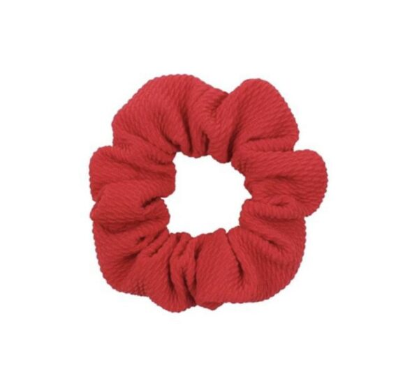 Scrunchies- Red