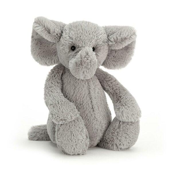 BASHFUL GREY ELEPHANT