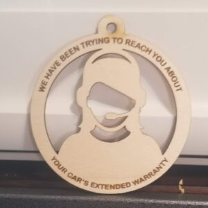 Extended Warranty Ornament