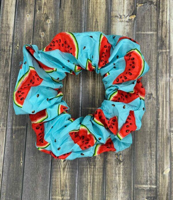Scrunchies- Watermelon