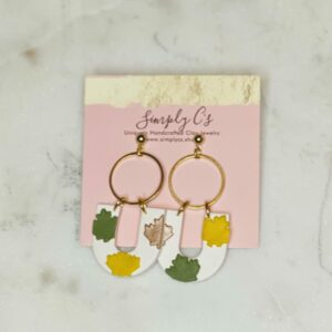 Fall-U Earrings