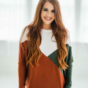 Fall Is In The Air Dolman Top