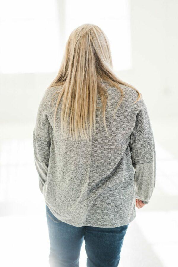 Simple Is Best Knit Top