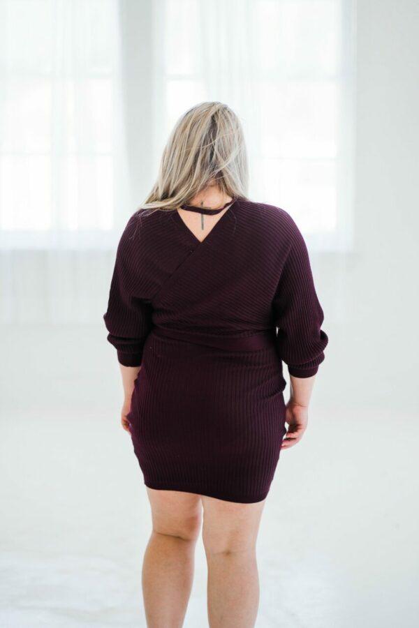 So Chic Knit Dress