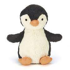 bashful penguin medium