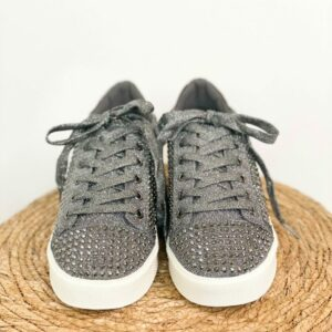 Not Rated Diva Sneaker in Pewter