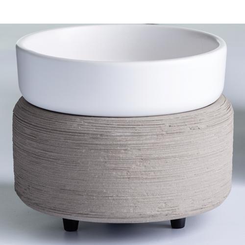 Gray 2-in 1 Warmer