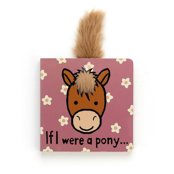 if i were a pony book