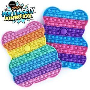 Jumbo xxl pop fidgety yummy gummy bear