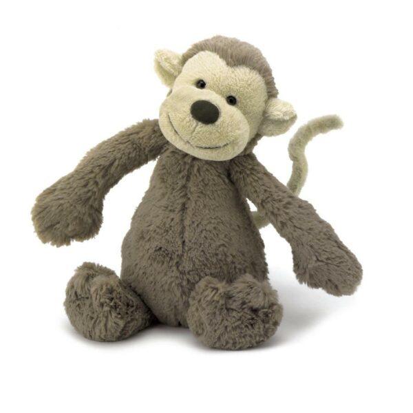 bashful monkey 12″