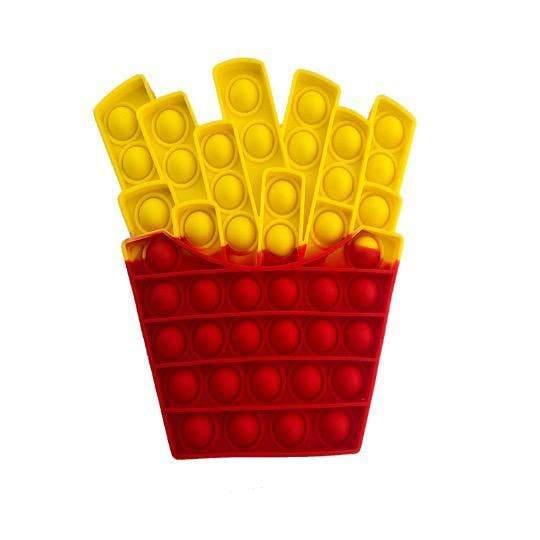 Sensory Fidget Toy | French Fries Shape