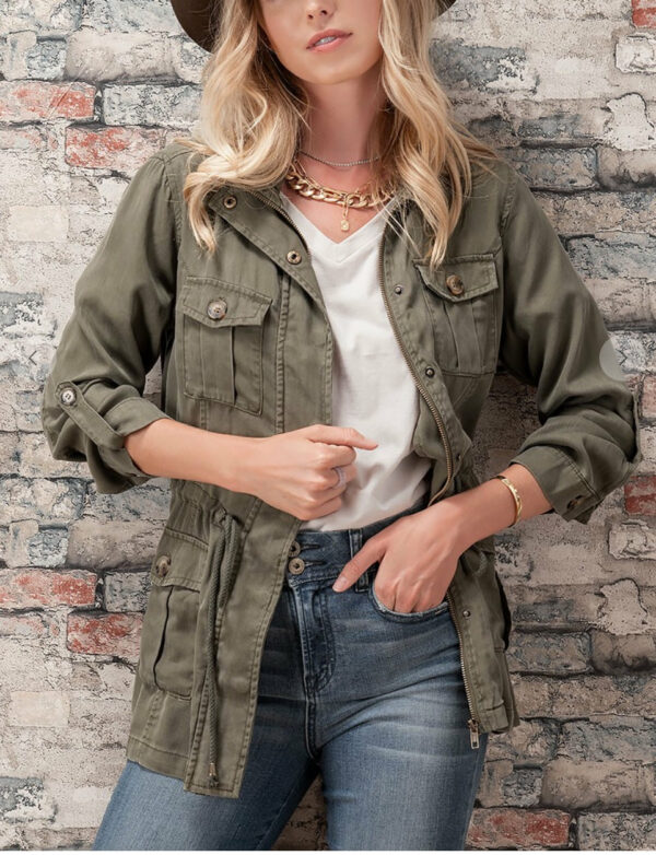 Cargo Jacket (More Colors)