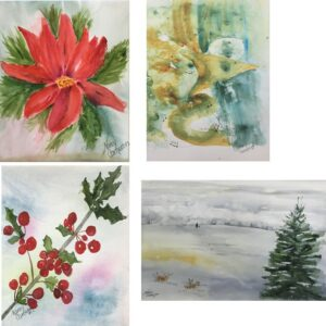 Holiday Note Cards Assorted