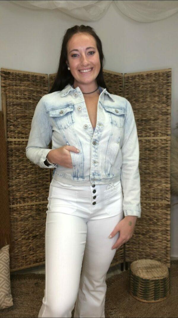 Zoey Denim Jacket