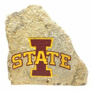 Iowa State Cyclones Engraved Stone