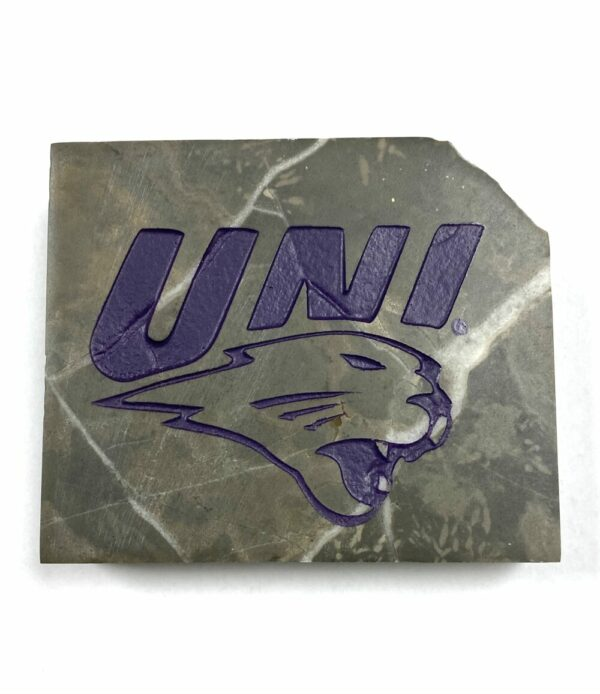 University of Northern Iowa Panthers Paperweight