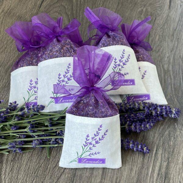 Lavender Sachet (1)